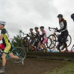 Single Speed Race takes the barriers.